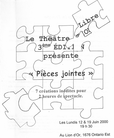 Spectacle 2000 - Pièces jointes