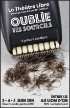 Oublie tes sourcis - 2018