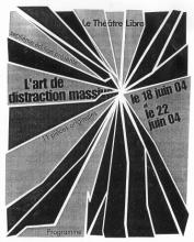 Spectacle 2004 - L'art de distraction massive
